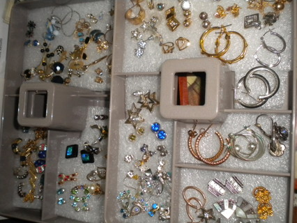 MEGA, MEGA Mixed Costume Jewelry Auction - Tiered Auction (Read Carefully)  with FREE SHIPPING in US