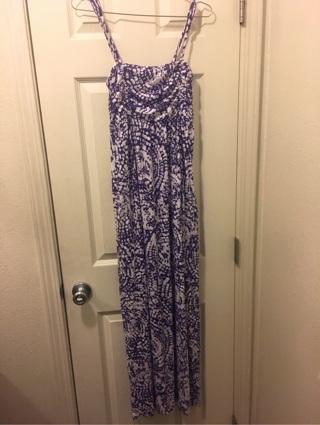 Beautiful Womens Dress Size 0 WITH POCKETS!!! *Free Shipping*