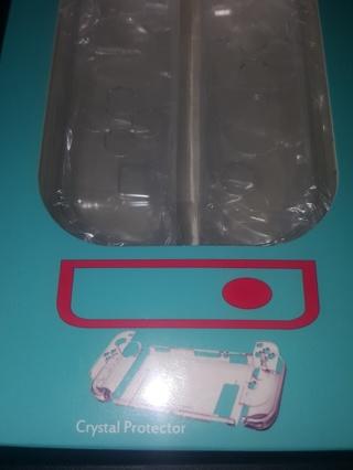 Nintendo Switch Crystal Case