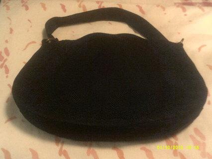 Exquisite Corde' Handbag - Vintage 40s