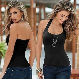 Fashion Women Lady Summer Vest Top Sleeveless Blouse Casual T-Shirt Tank Tops