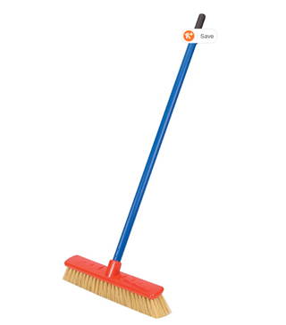 Schylling Junior Helper Push Broom