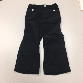 Girls Size 4T Black Pants By Jumping Beans