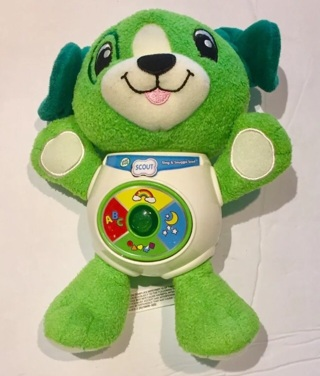 Leapfrog Sing & Learn Scout