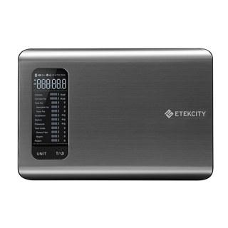 ETEKCITY - Smart Nutrition Scale - Silver