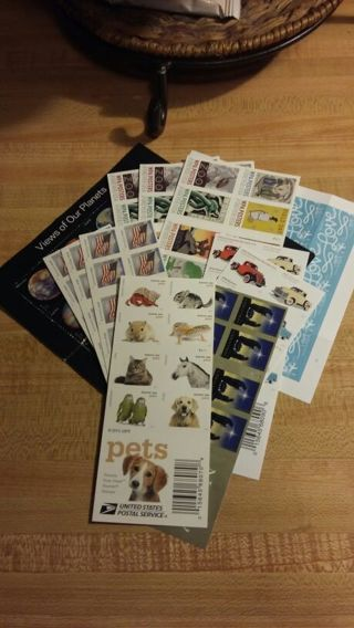 ♡☆ ~ 100 FOREVER STAMPS + STYLES DEPEND ON WHAT I HAVE ~ ☆ PLUS BONUSES ~☆♡