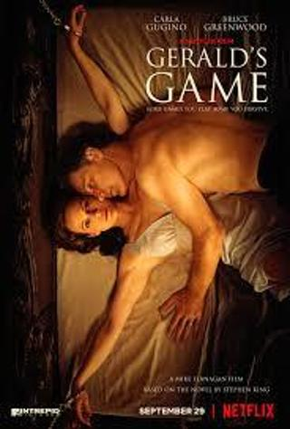 (NEW!) GERALD'S GAME byStephen King (HB/DJ-1st ED)