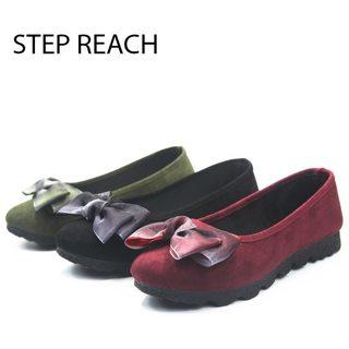 new woman winter Boots flat Round/ Toe Short plush comfortable slip-ankler women