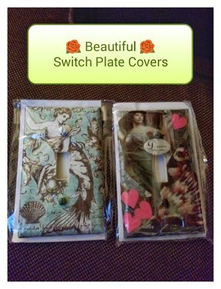 Classical Beauty Custom Switch Plate Covers