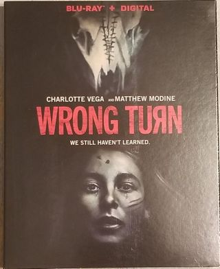 Wrong Turn (2021) Ultraviolet Digital HD Code NEW! NEVER USED! Latest Entry in Series