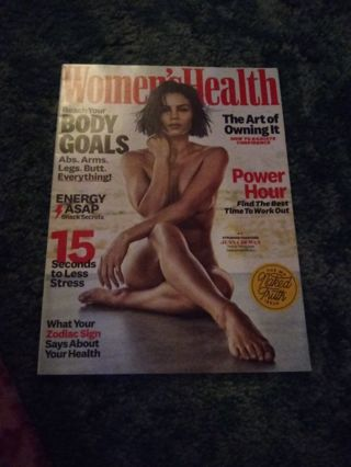 New Women's Health Magazine
