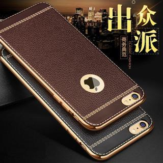 Luxury Soft Silicon Gold Plating case for iPhone X XR XS Max 7 8 Plus 6 6S plus for iPhone 5 5s Ca