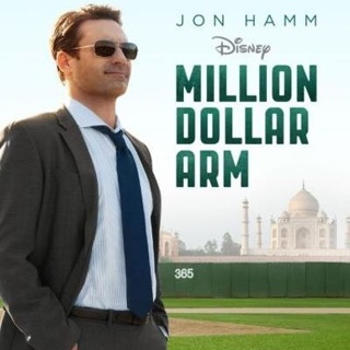 Million Dollar Arm - Vudu.com/Redeem digital copy code