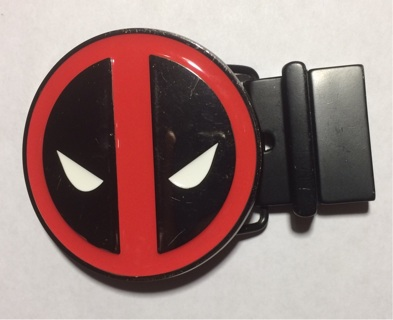 Marvel Deadpool Collectible Belt Buckle