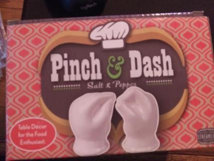 Pinch & Dash Salt & Pepper Set