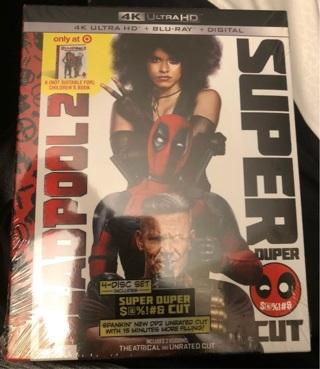Deadpool 2 brand new free shipping