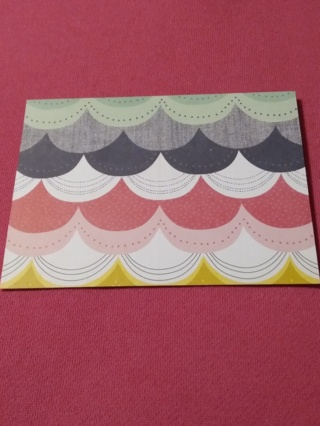 Notecards - Curves