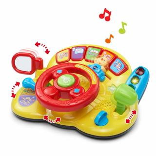 1 NEW VTech Turn and Learn Driver Electronic Baby Toy FREE SHIPPING