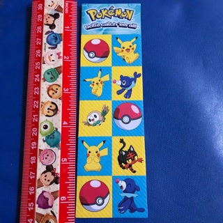 Pokémon Sticker Sheet #5 BRAND NEW
