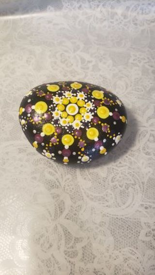 Paper Weight or garden Decor ♡♡Lake Erie Rock ♡♡