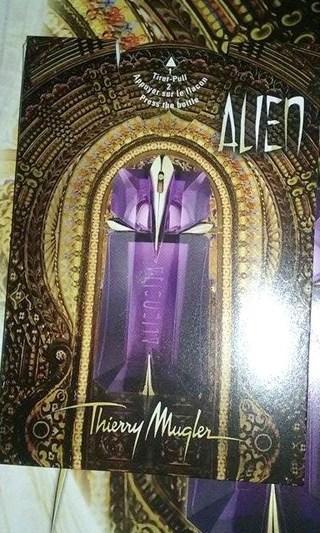 ALIEN perfume SAMPLE SIZE!! 2 of 2