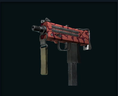 Free: CS GO-SKIN MAC-10 | Carnivore - Other Video Game & Console