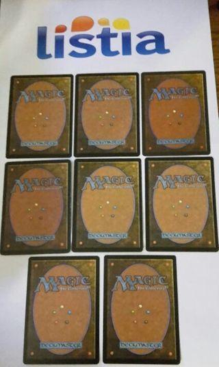 8 Random Magic the Gathering CCG cards. No Duplicates