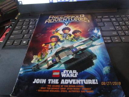 little boys lego activity adventure book