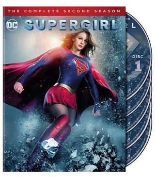SuperGirl season 2 • Sealed.