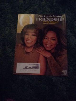 New Oprah Magazine