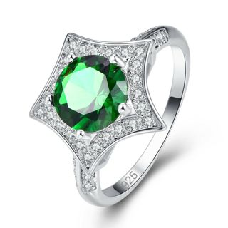 Fashion Band Style Lover Gift Silver Ring