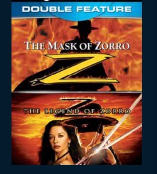 The Mask of Zorro & The Legend of Zorro • Instawatch