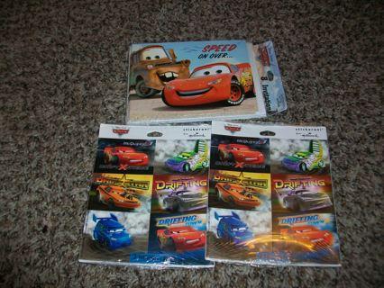 Disney Pixar Cars Birhday Party Items