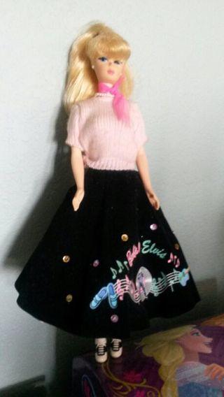 """BARBIE """"elvis"""" doll - lovely!"""