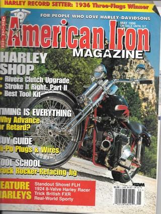 American Iron May 1996