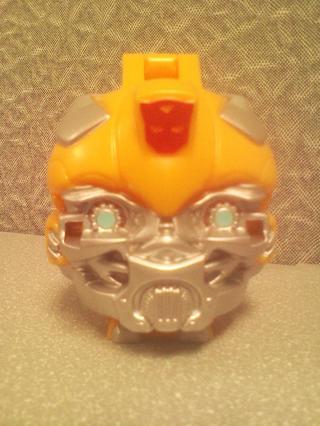 Transformers - BK Bubblebee BobbleHead