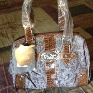 NWT Apple Bottom purse