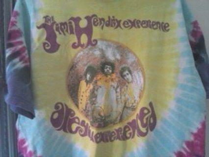 Used Jimi Hendrix T-Shirt XL
