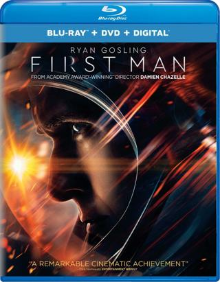 First Man (Digital HD Download Code Only) **Ryan Gosling** **NASA**