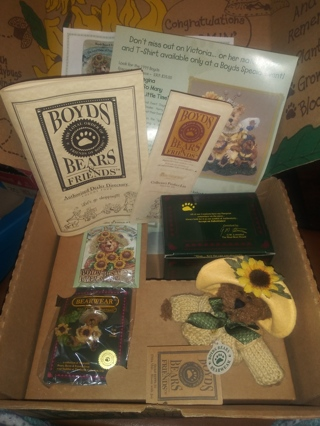**Boyds Bears Collection**