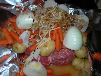 Recipe for 6 Hour Chuck Roast