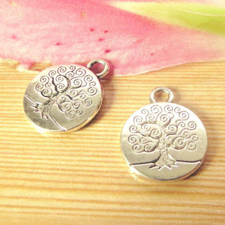 Tree of Life Charm (Small Size)