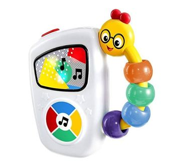 Baby Einstein Take Along Tunes Musical Toy, Ages 3 months Plus