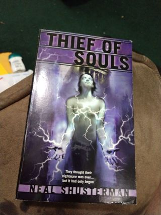 Thief of Souls by Neal Shusterman (paperback)