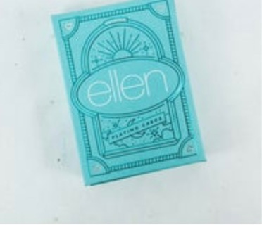 Theory 11 Ellen Playing Cards