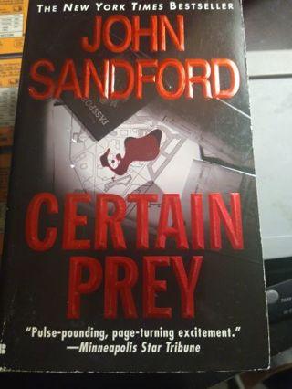 Certain Prey: John Sandford: Paperback