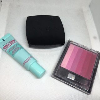 Avon blush and Baby Skin Pore Eraser