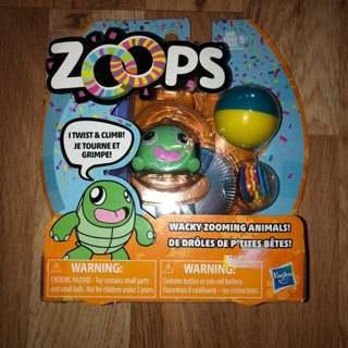 Zoops Wacky Zooming Animals