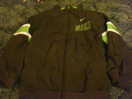 small boys size 8 Nike  light weight jacket