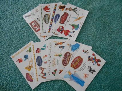 Free 50 lot of disney temporary tattoos princess for Disney temporary tattoos